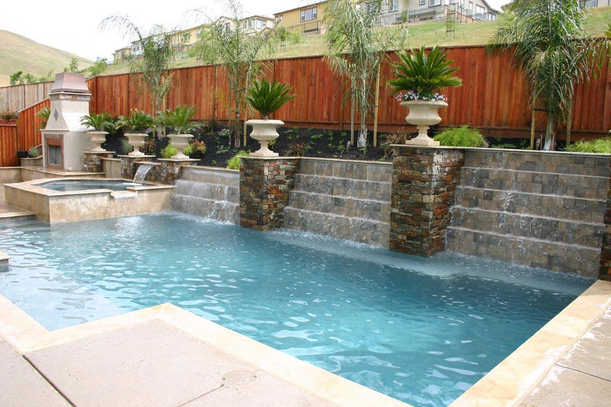 pool and landscape development u2013 custom swimming pools